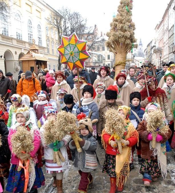 CHRISTMAS IN LVIV